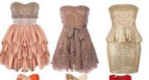 Vestidos de festa. O que vestir em nas diferente cerimonias