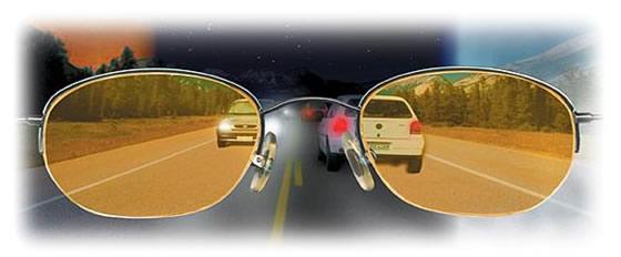 c324ebc3148c3 ... Para Dirigir Á Noite. Oculos Night Drive solução ideal para quem dirigi  ...