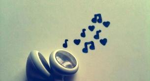 Fone de ouvido bom para música