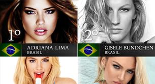 As modelos mais sexy de 2013