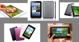 Os melhores tablets do Mercado