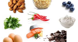Comidas saudáveis que lhe vão dar muita energia