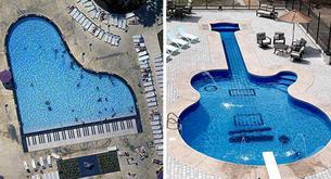 10 piscinas criativas e diferentes pelo mundo