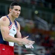 Os estranhos hematomas dos ginastas em Rio 2016
